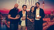 Verleihung des Wework-Creator-Awards an Little Sun.