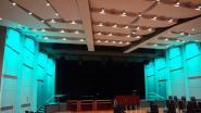 LED-Technik in der Stadthalle Deggendorf