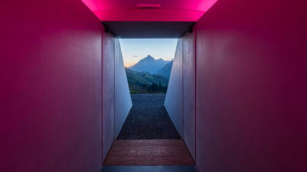 Skyspace von James Turrell in Lech