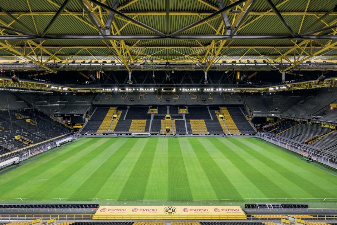 Live Bilder Dortmund Stadion