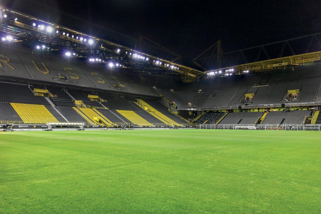 Bvb Plant Neues Stadion