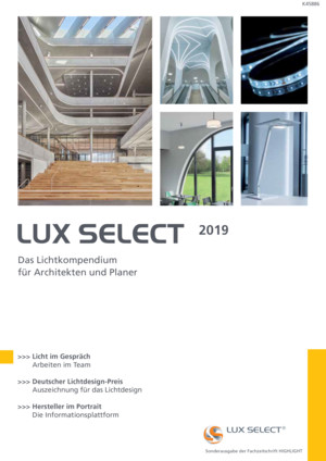 Lux SELECT 2019
